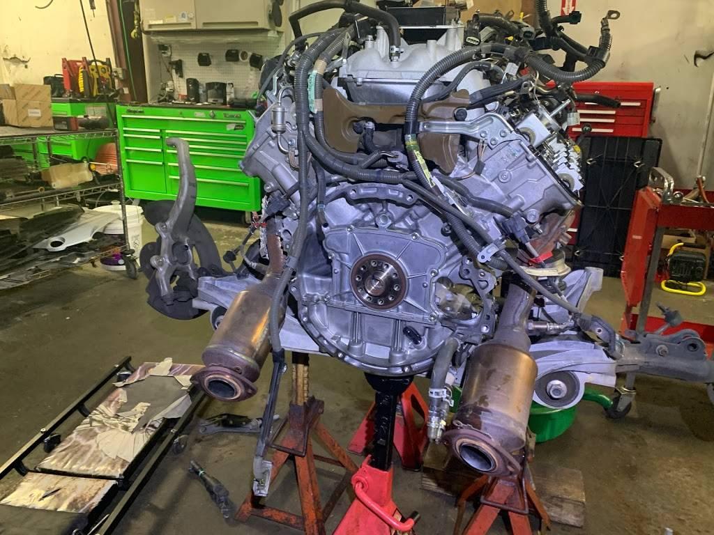 GARMON AUTO LLC - car repair  | Photo 2 of 8 | Address: 2010 Airport Industrial Park Dr SE C, Marietta, GA 30060, USA | Phone: (404) 428-6716