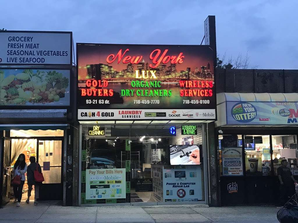 Lux Dry Cleaning - laundry  | Photo 4 of 10 | Address: 9321 63rd Dr, Rego Park, NY 11374, USA | Phone: (718) 459-7770