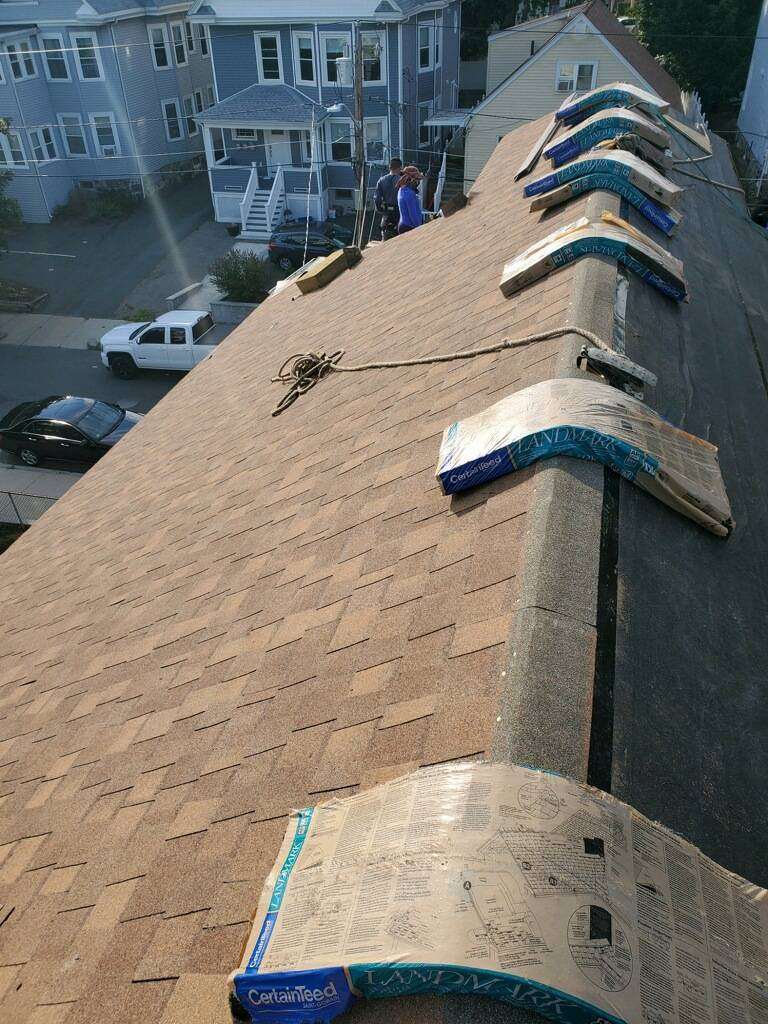 Recon Roofing & Gutters, LLC. - roofing contractor  | Photo 5 of 10 | Address: 41 Zoar Ave, Dedham, MA 02026, USA | Phone: (617) 924-1133