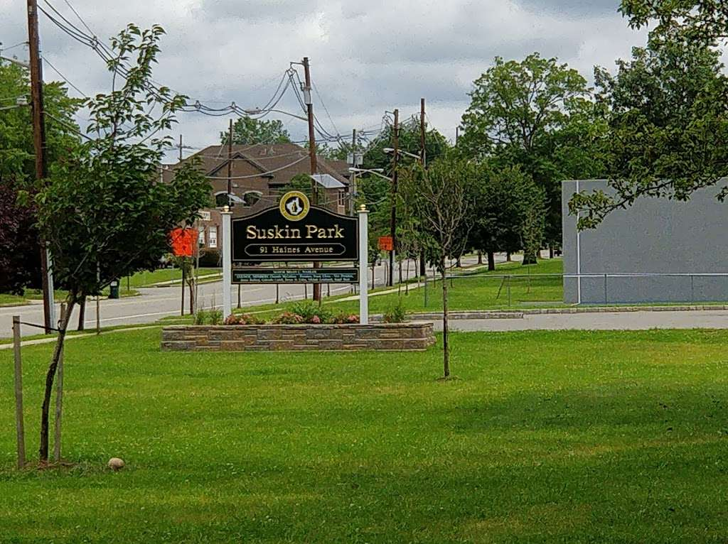 Suskin Park - park    Photo 9 of 10   Address: 91 Haines Ave, Piscataway Township, NJ 08854, USA