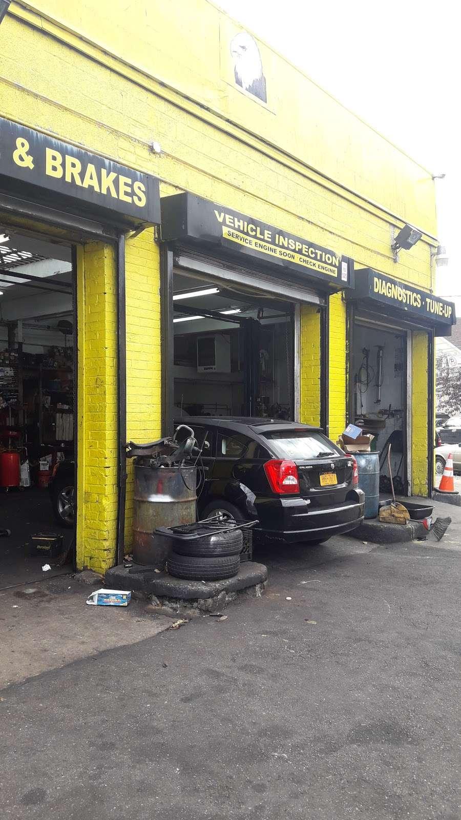 Eagle Auto Repair - car repair  | Photo 1 of 3 | Address: 1710 Flatbush Ave, Brooklyn, NY 11210, USA | Phone: (718) 677-8120