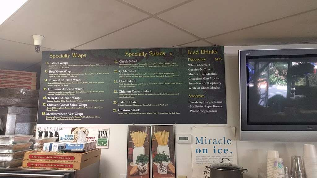 Sams Mediterranean Cafe & Deli - store  | Photo 9 of 10 | Address: 2000, 613 Martin Ave #111, Rohnert Park, CA 94928, USA | Phone: (707) 584-0220