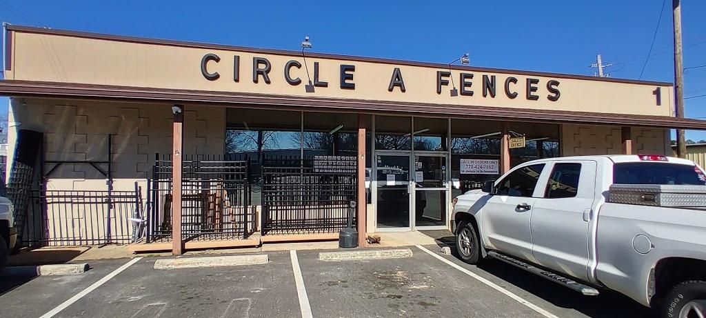 Circle A Fences, Inc. - store    Photo 1 of 8   Address: 1589 Canton Rd NE, Marietta, GA 30066, USA   Phone: (770) 424-7862