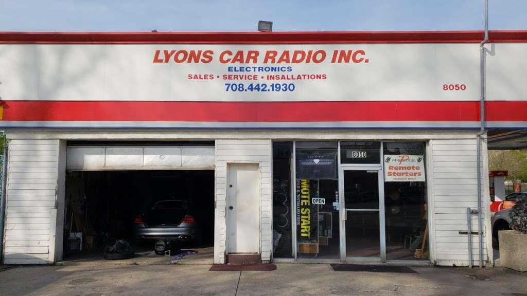 Lyons Car Radio Inc - car repair  | Photo 4 of 10 | Address: 8050 Ogden Ave # 4, Lyons, IL 60534, USA | Phone: (708) 442-1930