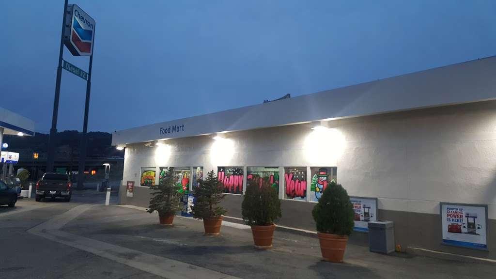 Chevron Gas station | 49761 Gorman Post Rd, Gorman, CA 93243