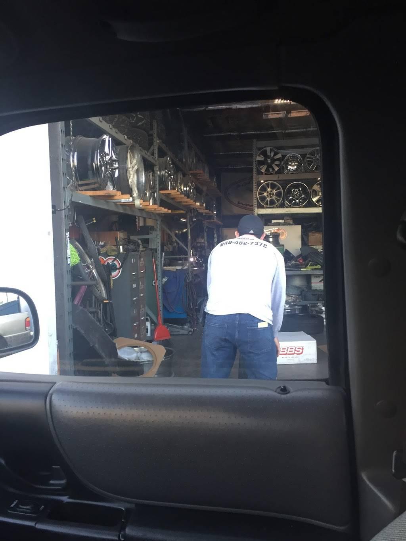 Southern Cal Wheel Repair - car repair  | Photo 3 of 4 | Address: 1117 W Struck Ave, Orange, CA 92867, USA | Phone: (714) 399-6002