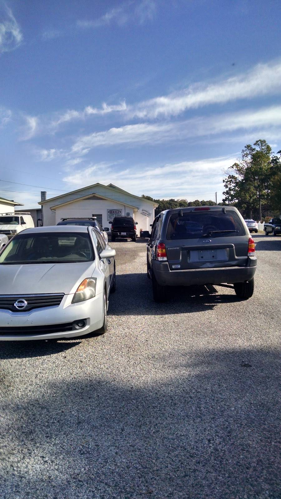 Correll Used Cars - car dealer    Photo 1 of 2   Address: 2887 US-601, Mocksville, NC 27028, USA   Phone: (336) 284-2080