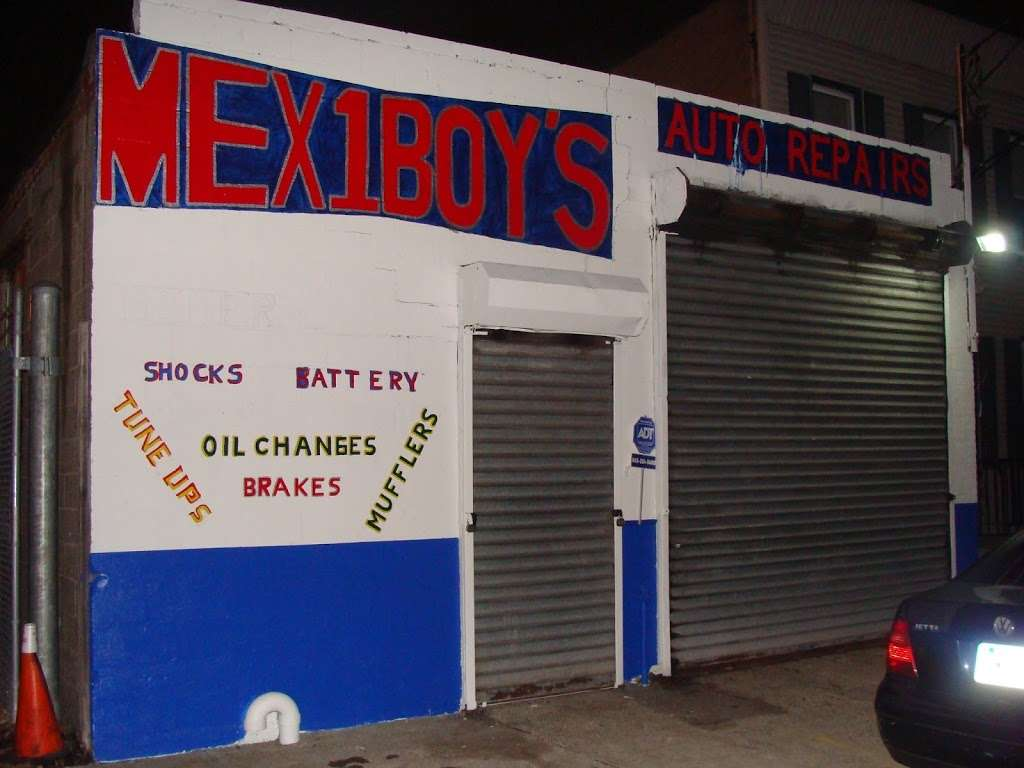 Mex 1 Boys auto repair - car repair  | Photo 6 of 10 | Address: 318 Manhattan Ave, Jersey City, NJ 07307, USA | Phone: (201) 420-1154