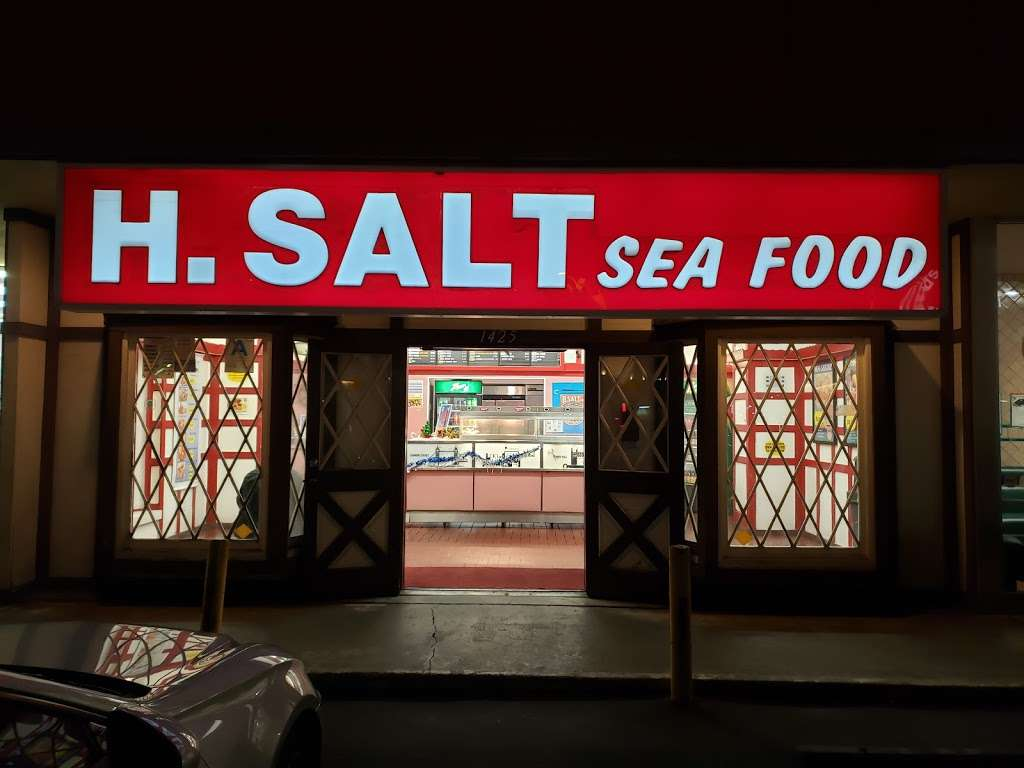 H Salt Fish & Chips - restaurant    Photo 10 of 10   Address: 1425 W Redondo Beach Blvd, Gardena, CA 90247, USA   Phone: (310) 538-2031