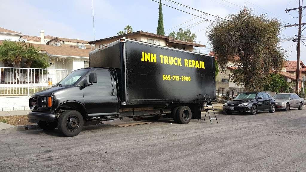 JNH TRUCK REPAIR 24/7 Mobile Repair - car repair  | Photo 1 of 1 | Address: 7569-7599 Graves Ave, Rosemead, CA 91770, USA | Phone: (562) 712-3900