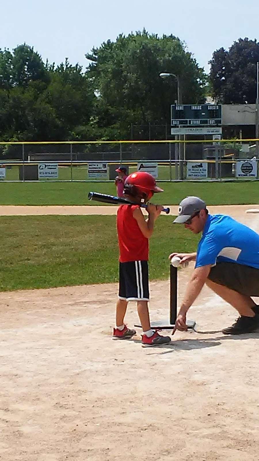 Sponable Little League Park - park    Photo 4 of 7   Address: 137 N Sponable St, Marengo, IL 60152, USA