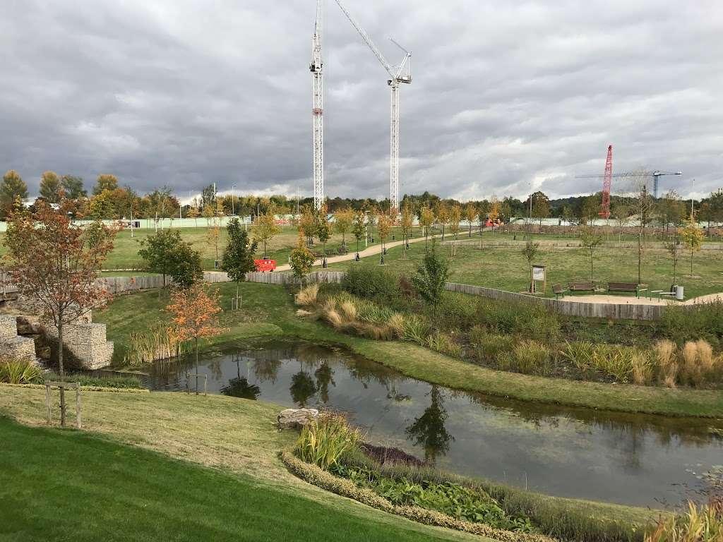 Cator Park - park  | Photo 5 of 10 | Address: Kidbrooke Park Rd, London SE3 9PG, UK