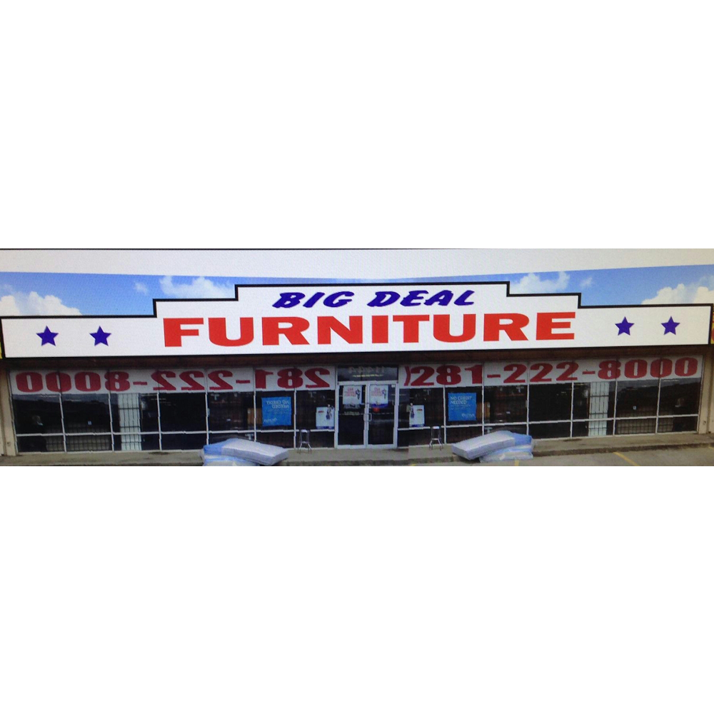 BIG DEAL FURNITURE - furniture store  | Photo 8 of 9 | Address: 11444 S Post Oak Rd, Houston, TX 77035, USA | Phone: (281) 222-8000