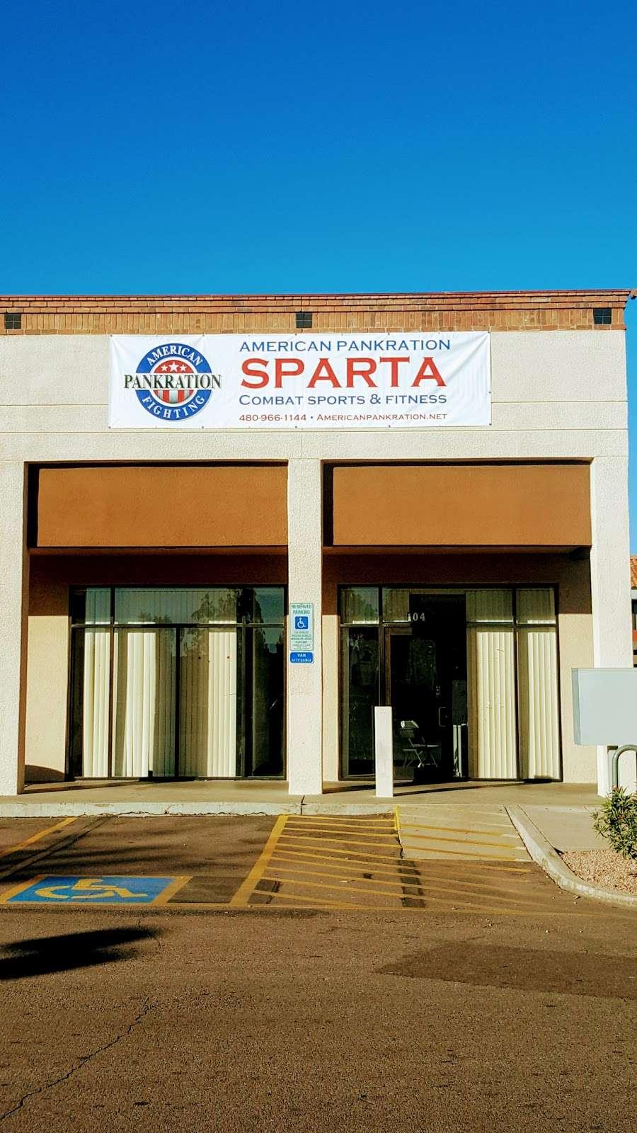 American Pankration Fighting MMA - gym  | Photo 4 of 10 | Address: 1310 E Broadway Rd #103, Tempe, AZ 85282, USA | Phone: (602) 770-5424