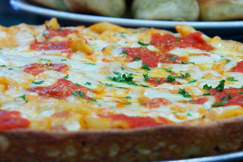 Cuzzins Pizza - meal delivery  | Photo 9 of 10 | Address: 40 Thoreau Dr, Freehold, NJ 07728, USA | Phone: (732) 431-2899