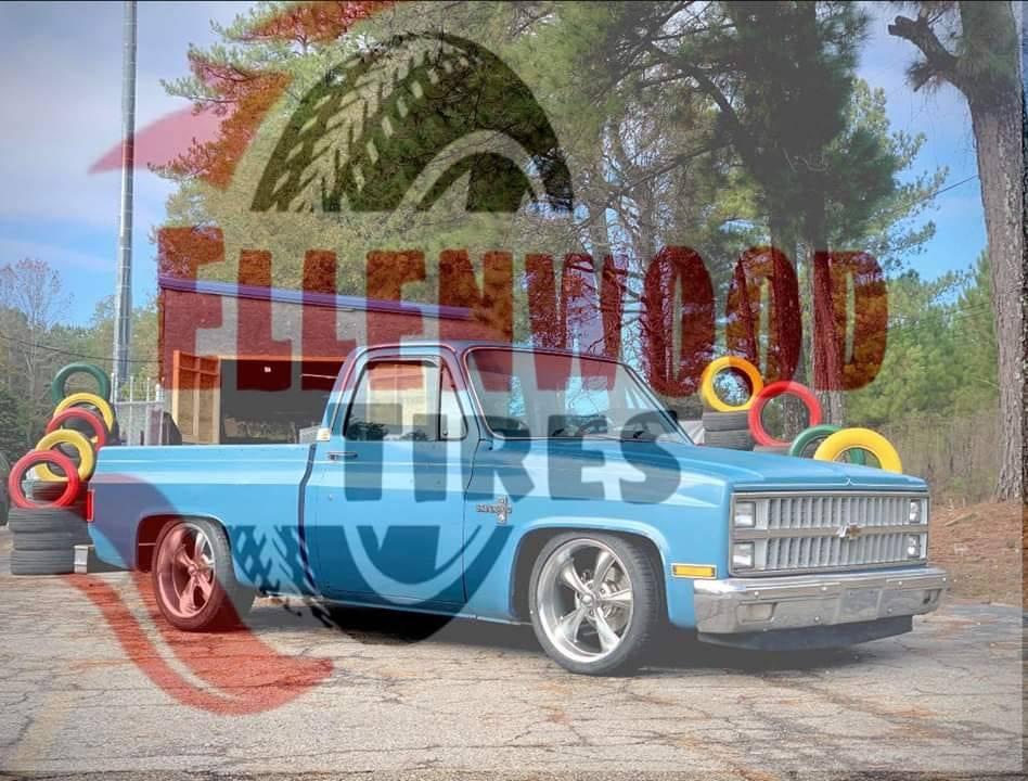 Ellenwood tires llc - car repair  | Photo 2 of 7 | Address: 2837 E Atlanta Rd, Ellenwood, GA 30294, USA | Phone: (832) 577-5135