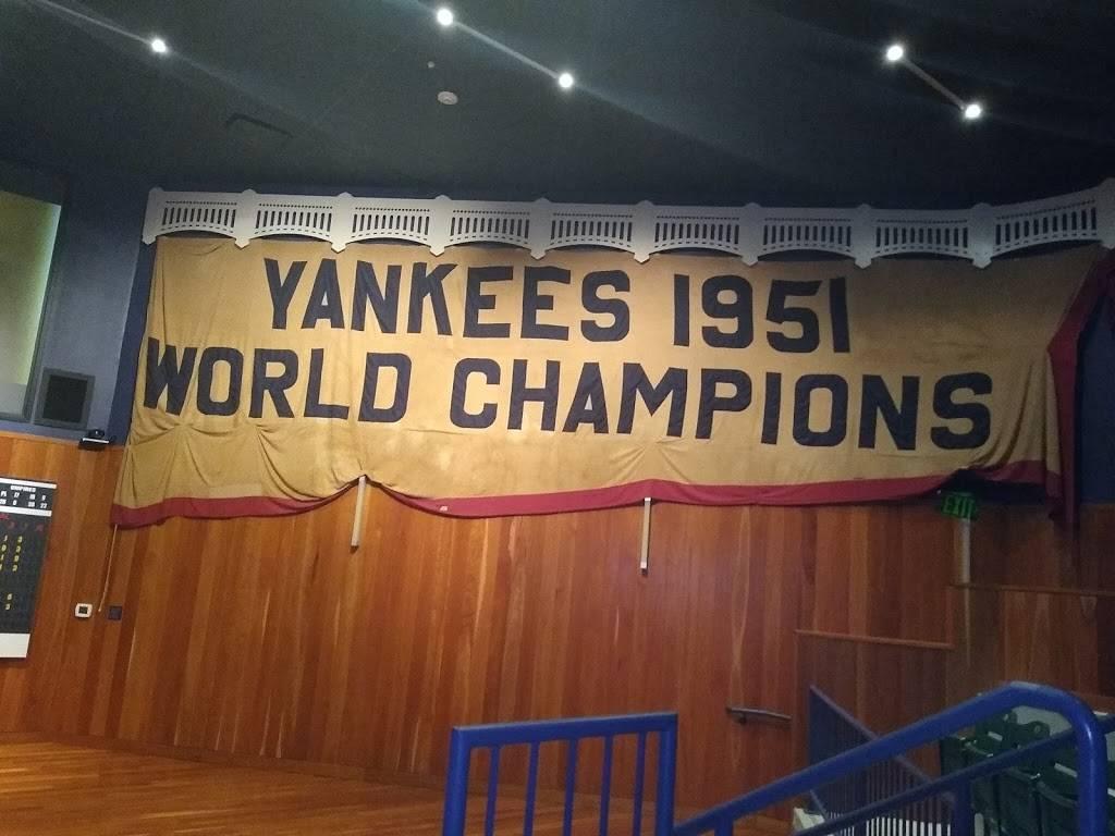 Yogi Berra Museum - museum  | Photo 8 of 8 | Address: 8 Yogi Berra Drive, Little Falls, NJ 07424, USA | Phone: (973) 655-2378