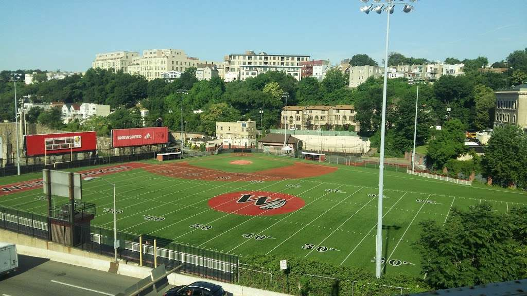 Weehawken Stadium - park  | Photo 3 of 10 | Address: Weehawken, NJ 07086, USA