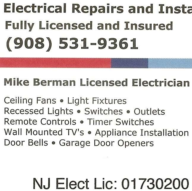 Electrical Repairs and Installations - electrician  | Photo 2 of 2 | Address: 202 Eagles Chase Dr, Lawrenceville, NJ 08648, USA | Phone: (908) 531-9361