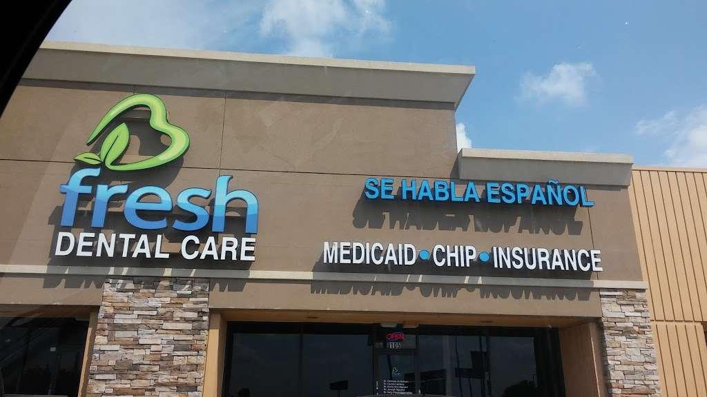 FRESH DENTAL CARE - 45 North - dentist  | Photo 8 of 9 | Address: 5900 North Fwy Suite #105, Houston, TX 77076, USA | Phone: (281) 771-1111