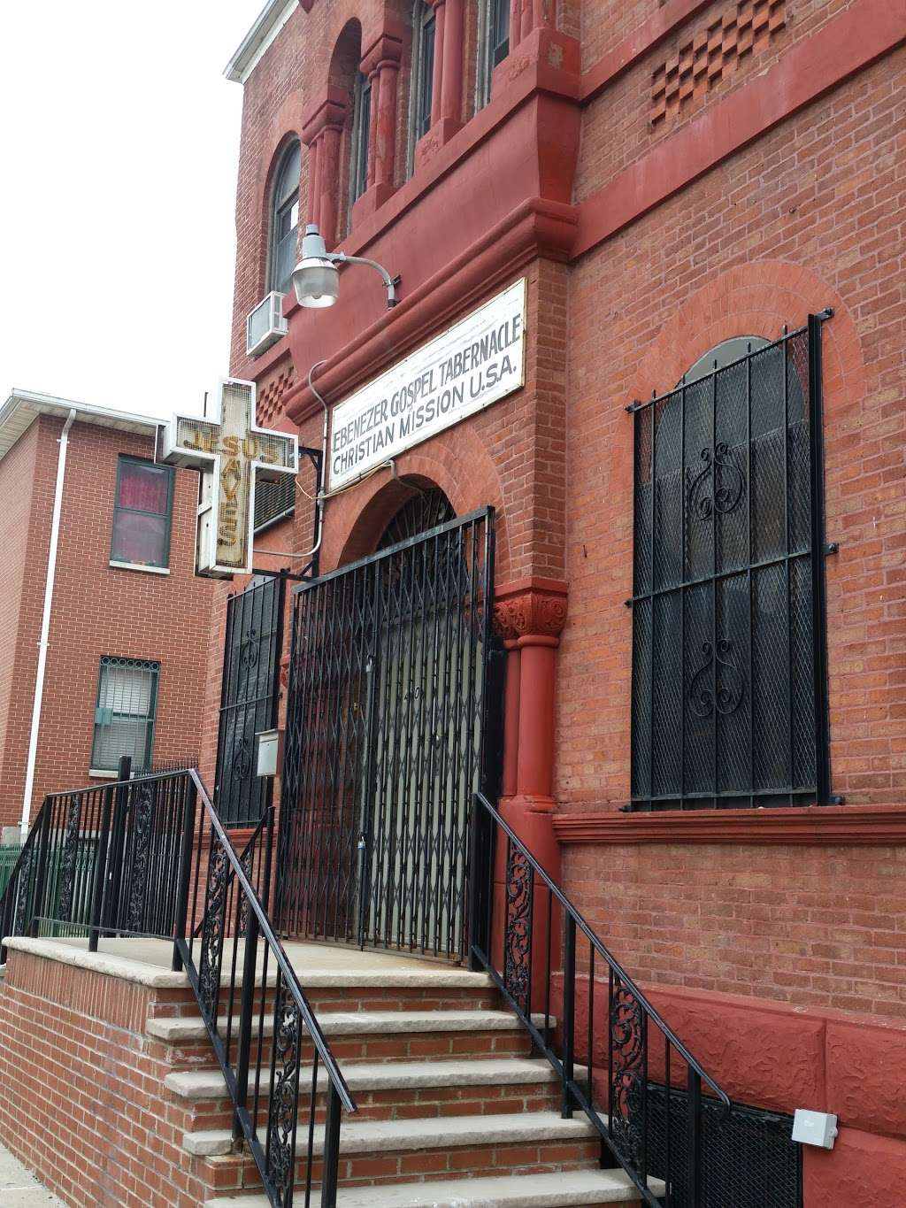 Ebenezer Gospel Tabernacle - church  | Photo 1 of 3 | Address: 470 Throop Ave, Brooklyn, NY 11221, USA | Phone: (718) 574-5838