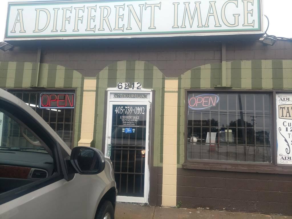 A Different Image Tattoo and Fine Art Studio - store    Photo 10 of 10   Address: 6212 SE 15th St, Oklahoma City, OK 73110, USA   Phone: (405) 739-0102