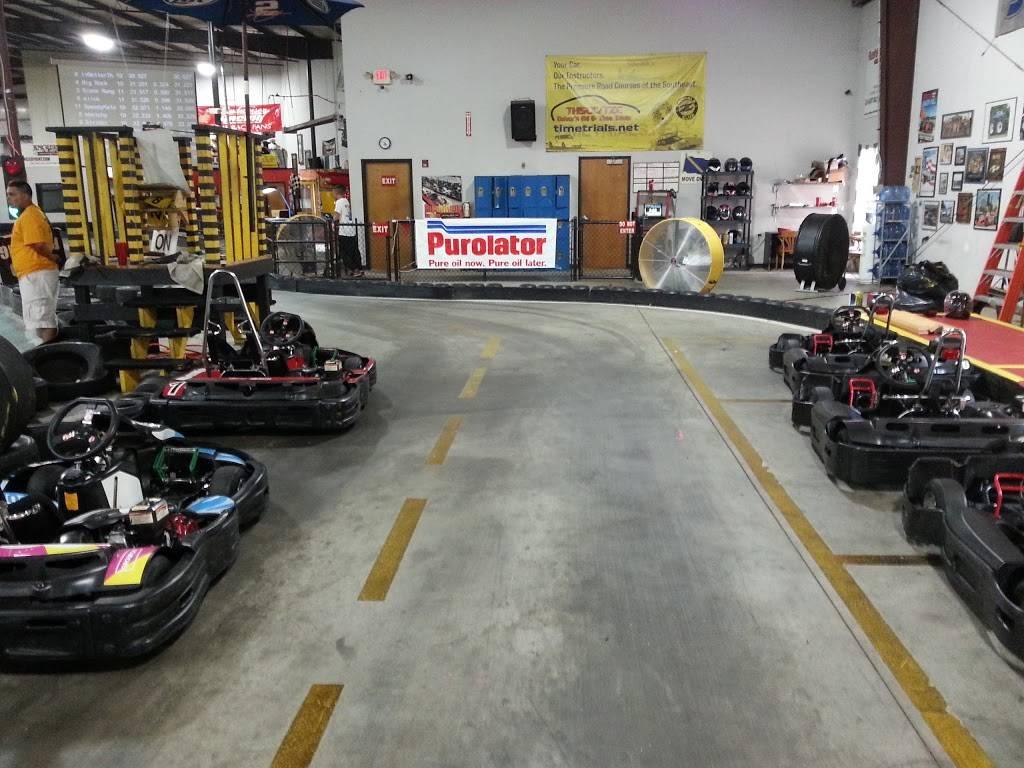 Rush Hour Karting - restaurant  | Photo 2 of 10 | Address: 5335 Raynor Rd, Garner, NC 27529, USA | Phone: (919) 662-9101