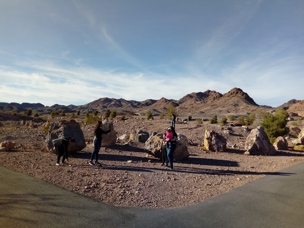 Nature Discovery Trail and Rock Garden - park  | Photo 4 of 10 | Address: Boulder City, NV 89005, USA