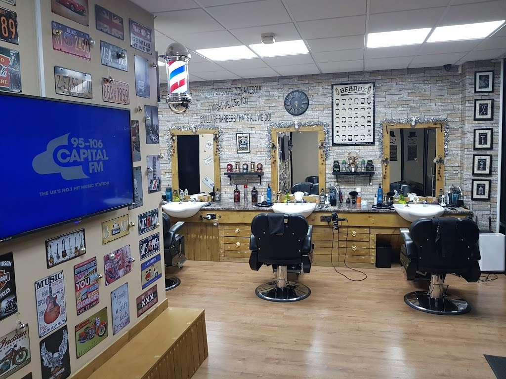 THE VILLAGE BARBERS 82 - hair care  | Photo 1 of 10 | Address: 82 Limpsfield Rd, Warlingham CR6 9RA, UK | Phone: 01883 624274
