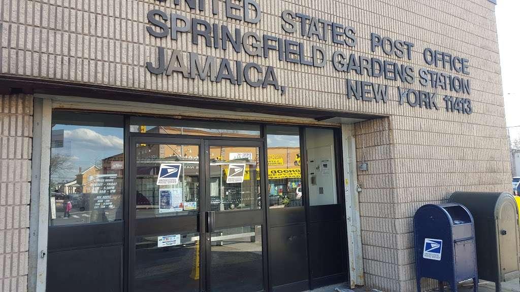 United States Postal Service - post office  | Photo 1 of 5 | Address: 21810 Merrick Blvd, Springfield Gardens, NY 11413, USA | Phone: (800) 275-8777