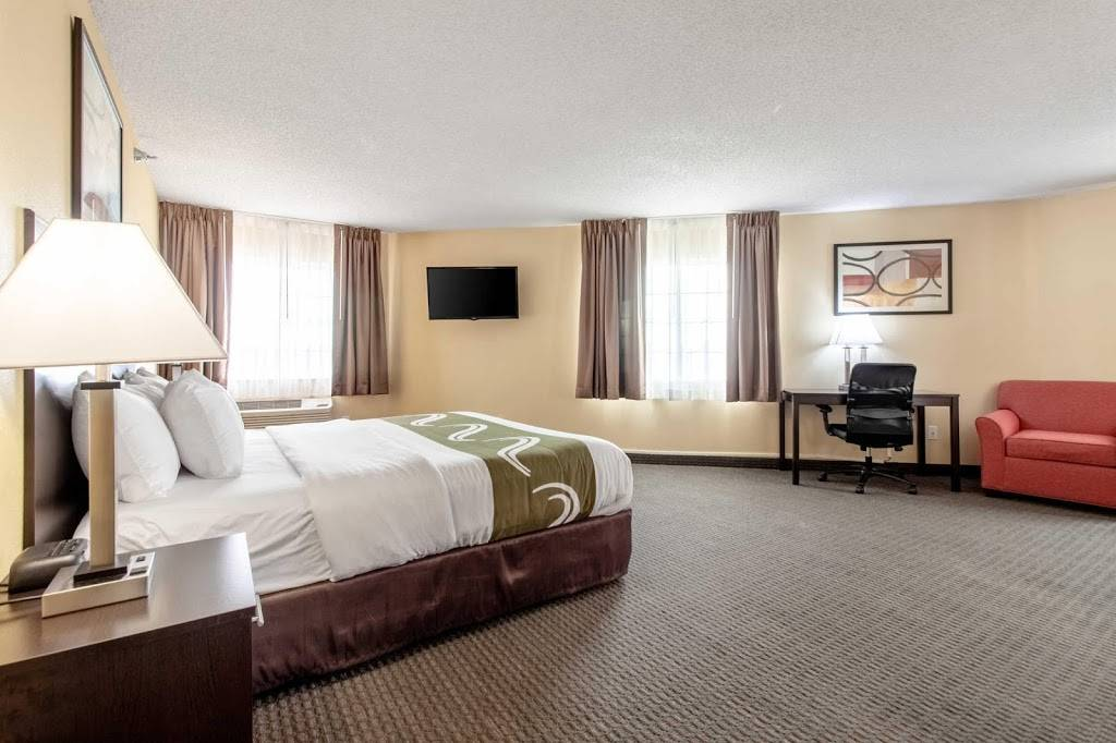 Quality Inn & Suites - lodging  | Photo 8 of 10 | Address: 7333 Husker Cir, Lincoln, NE 68504, USA | Phone: (402) 817-7807