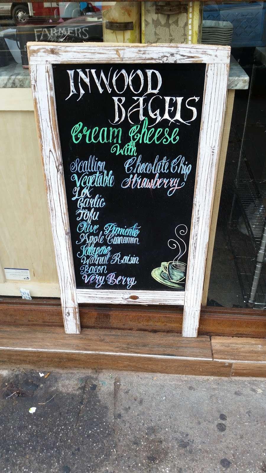 Inwood Bagels - bakery  | Photo 8 of 9 | Address: 628 W 207th St, New York, NY 10034, USA | Phone: (212) 569-7770