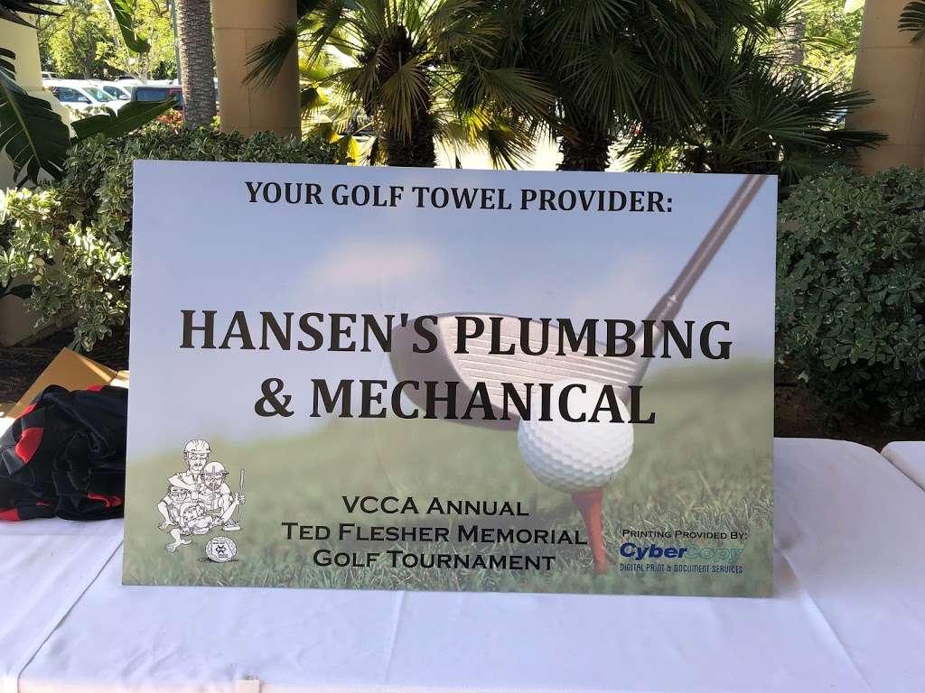 Hansens Plumbing & Mechanical - plumber  | Photo 3 of 4 | Address: 1585 Los Angeles Ave, Ventura, CA 93004, USA | Phone: (805) 647-0113