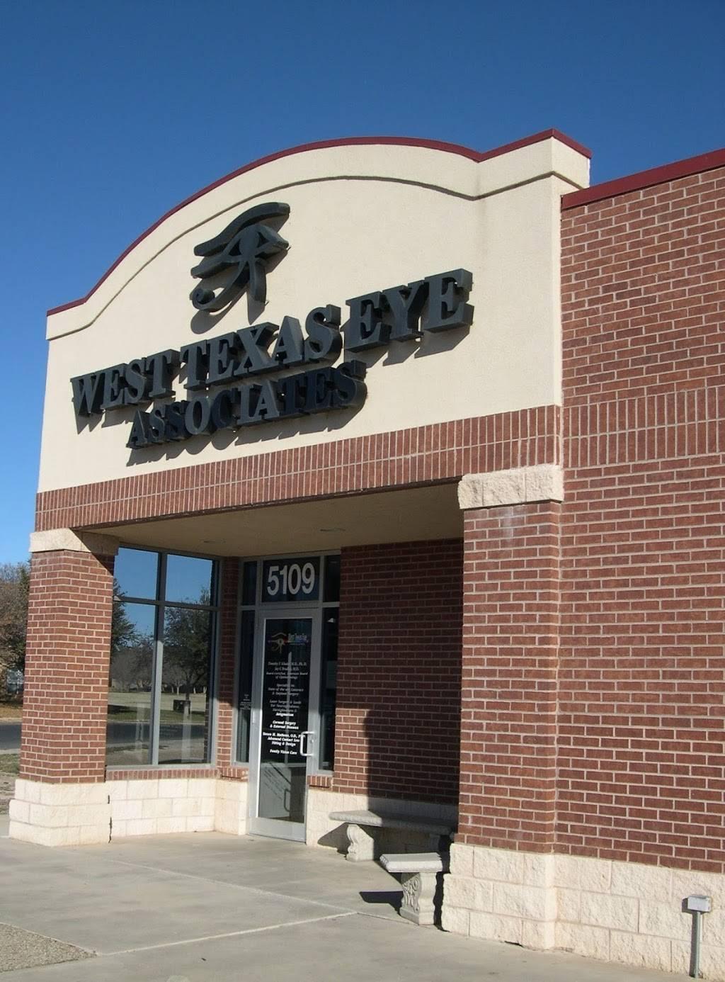 West Texas Eye Associates - health    Photo 2 of 8   Address: 12210 Quaker Ave, Lubbock, TX 79424, USA   Phone: (806) 792-5900