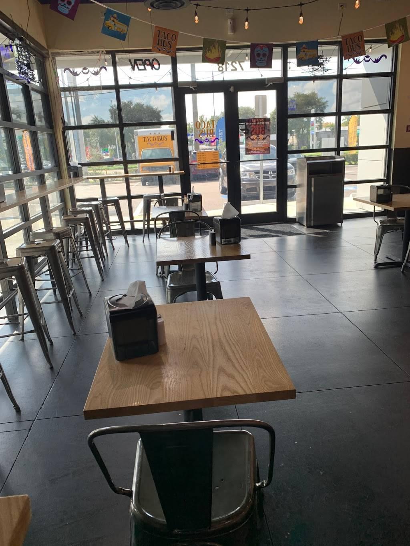 Taco Bus - restaurant    Photo 10 of 10   Address: 7218 E Hillsborough Ave, Tampa, FL 33610, USA   Phone: (813) 302-9992