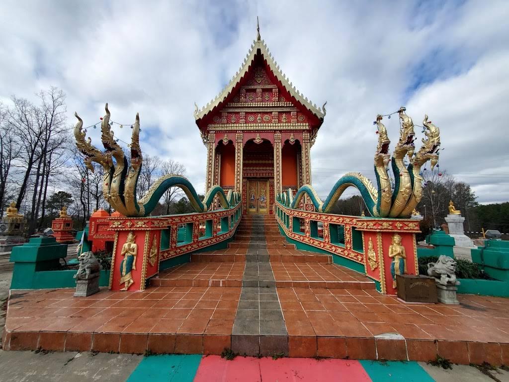 Wat Lao Buddha Phothisaram Inc - synagogue    Photo 1 of 10   Address: 4443 E Conley Rd, Conley, GA 30288, USA   Phone: (404) 361-7805