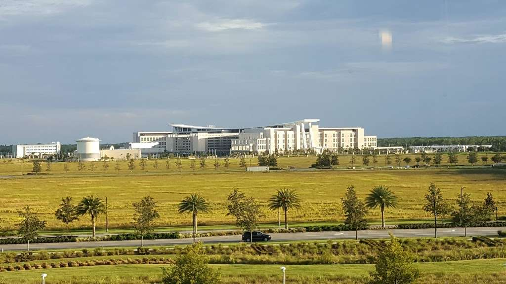Orlando VA Lake Nona - hospital  | Photo 8 of 10 | Address: 13800 Veterans Way, Orlando, FL 32827, USA | Phone: (407) 631-1000