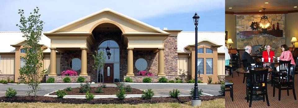 Clark Legacy Center - funeral home    Photo 5 of 6   Address: 601 E Brannon Rd, Nicholasville, KY 40356, USA   Phone: (859) 271-1111