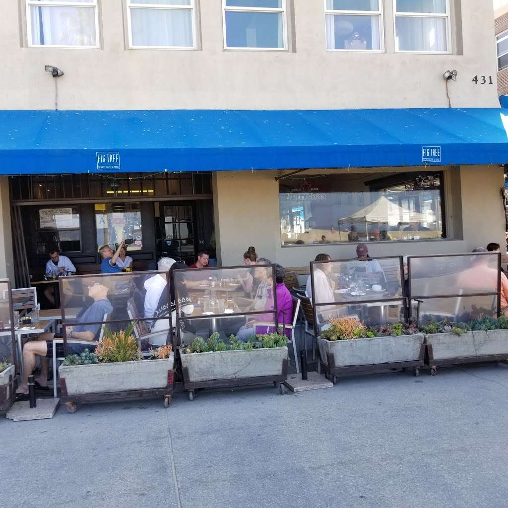 Figtrees Cafe - cafe  | Photo 3 of 10 | Address: 429 Ocean Front Walk, Venice, CA 90291, USA | Phone: (310) 392-4937