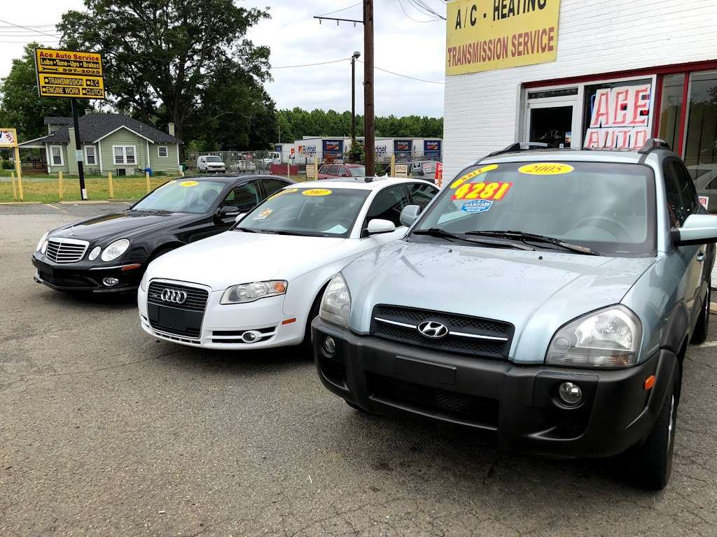 Sunset Auto - car dealer  | Photo 1 of 10 | Address: 6623 Old Statesville Rd, Charlotte, NC 28269, USA | Phone: (704) 597-0149