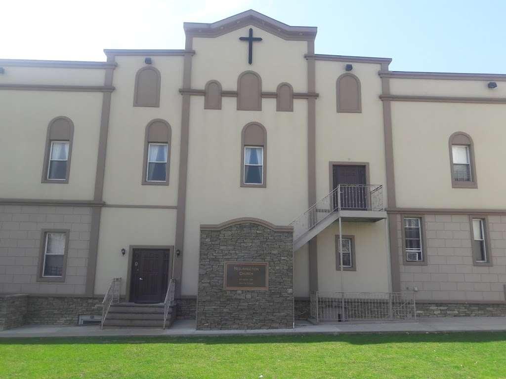 Resurrection Church - church  | Photo 1 of 6 | Address: 740 40th St, Brooklyn, NY 11232, USA | Phone: (718) 436-0242