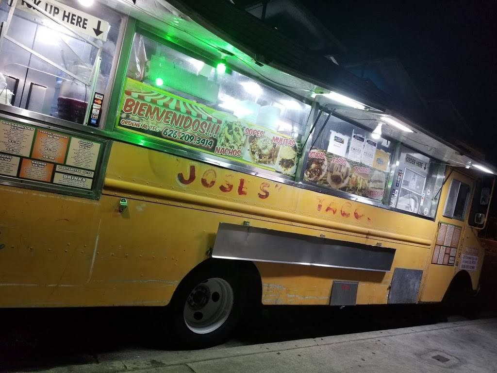 Joses Tacos Truck - restaurant    Photo 3 of 6   Address: 14226 Leffingwell Rd, Whittier, CA 90604, USA   Phone: (626) 209-3414