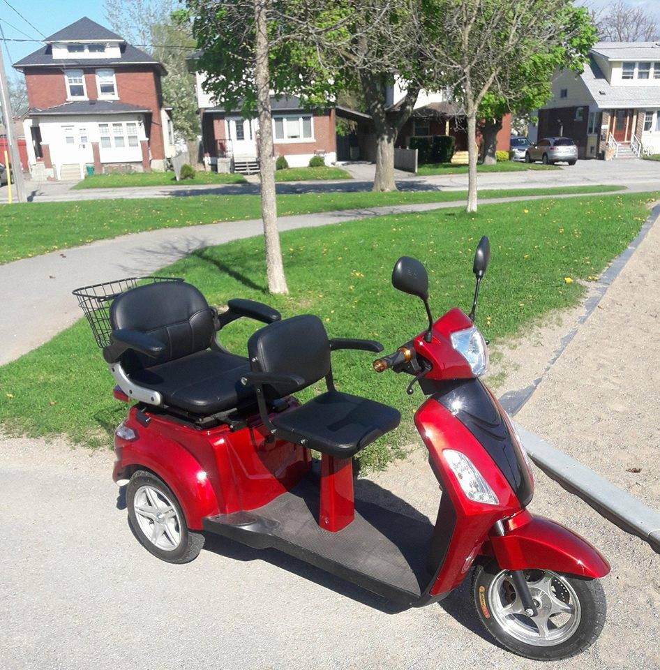 Scooterville. all things electric. - store  | Photo 1 of 5 | Address: 5309 Portage Rd, Niagara Falls, ON L2E 6B8, Canada | Phone: (905) 356-4590