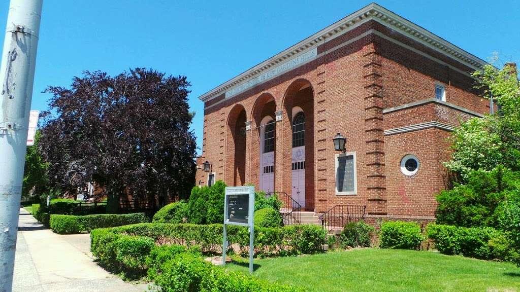 Jewish Center of Kew Gardens Hills - synagogue  | Photo 1 of 2 | Address: 71-25 Main St, Flushing, NY 11367, USA | Phone: (718) 263-6500