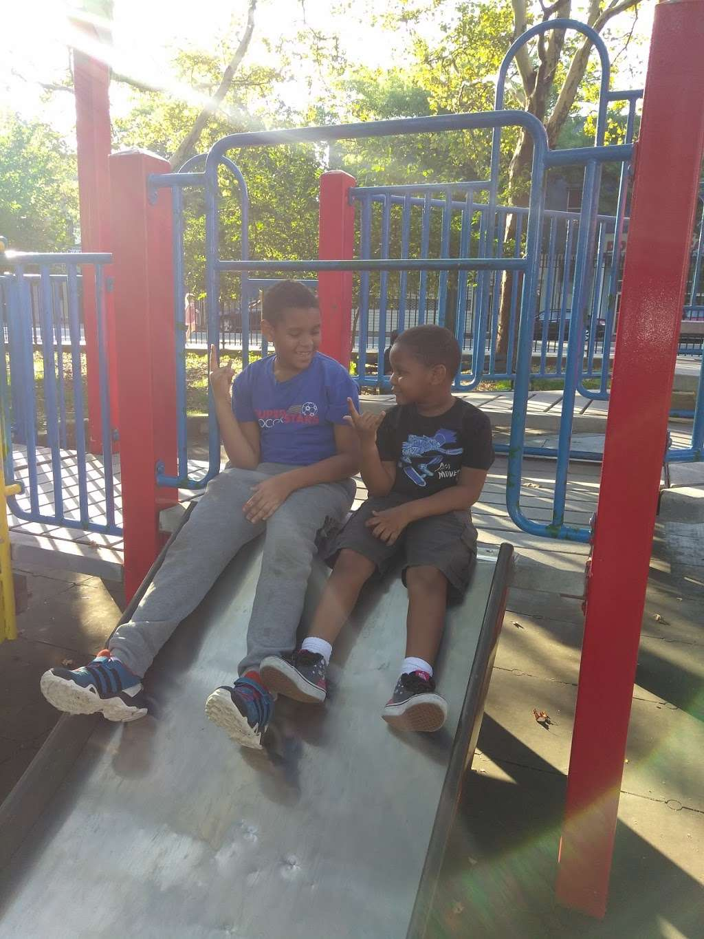 Youth Village Playground - park  | Photo 10 of 10 | Address: 1181 Boston Rd, Bronx, NY 10456, USA | Phone: (212) 639-9675