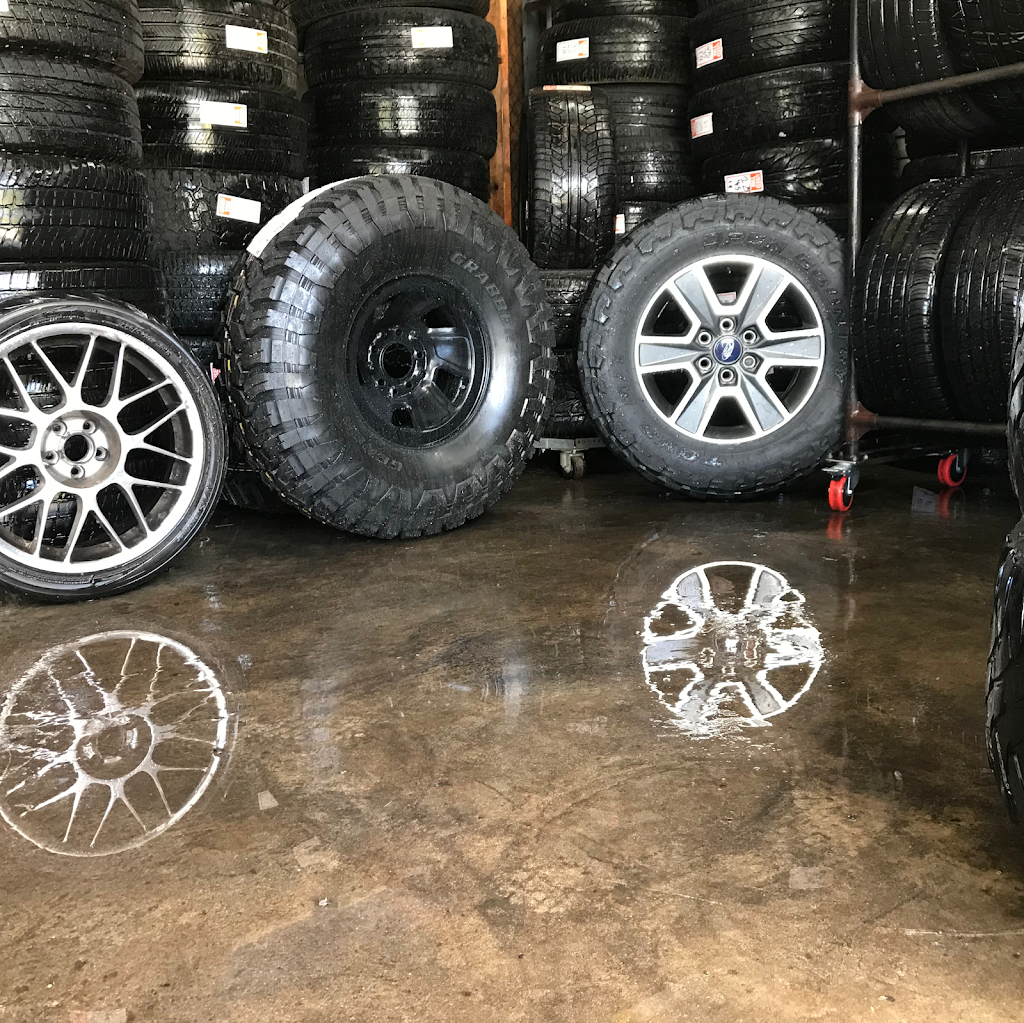 All American Tire Shop LLC - car repair  | Photo 2 of 9 | Address: 11933 N, US-301, Thonotosassa, FL 33592, USA | Phone: (813) 278-5020