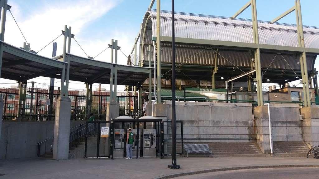 Riverside - transit station  | Photo 1 of 10 | Address: 333 Grove St, Newton, MA 02466, USA
