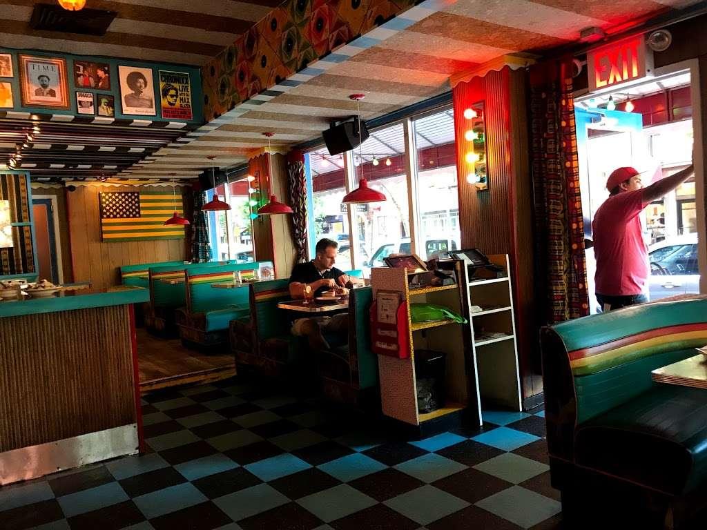 Miss Lilys - restaurant  | Photo 1 of 10 | Address: 132 W Houston St, New York, NY 10012, USA | Phone: (212) 812-1482