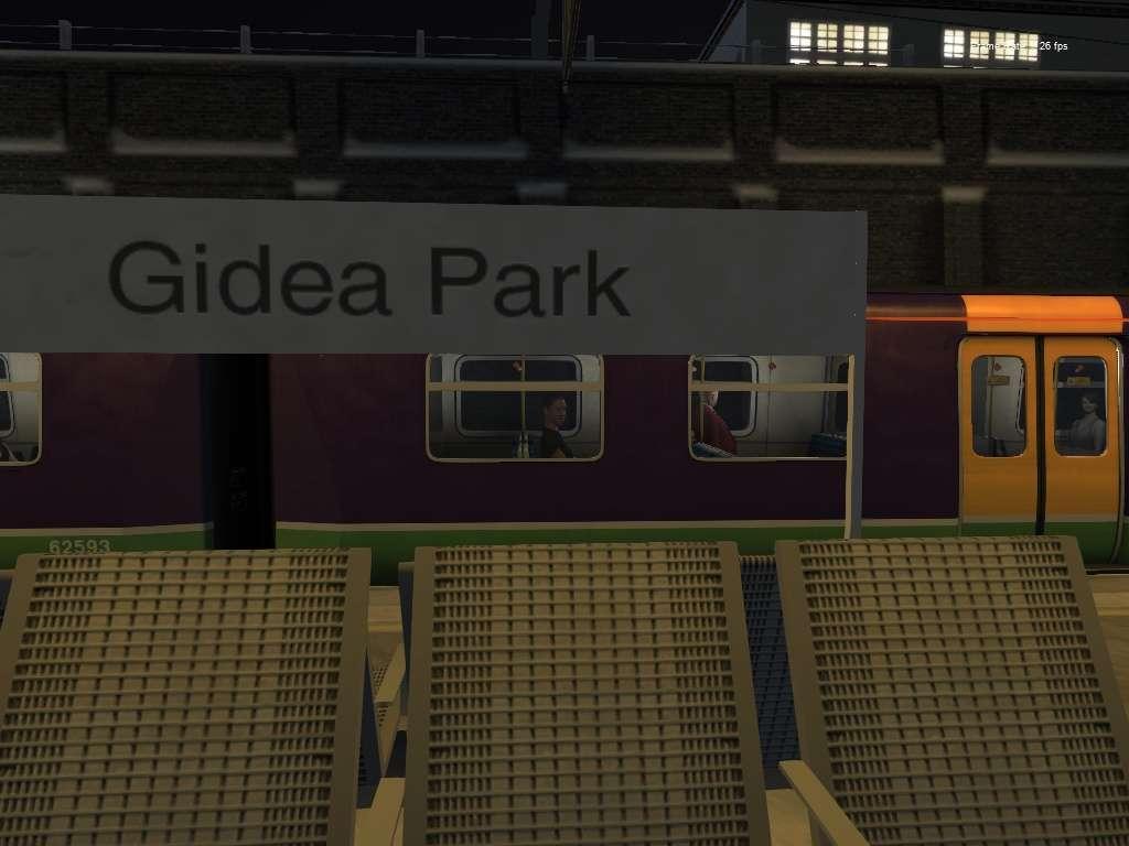 Gidea Park - train station  | Photo 8 of 10 | Address: Station Rd, Romford RM2 6BX, UK | Phone: 0343 222 1234