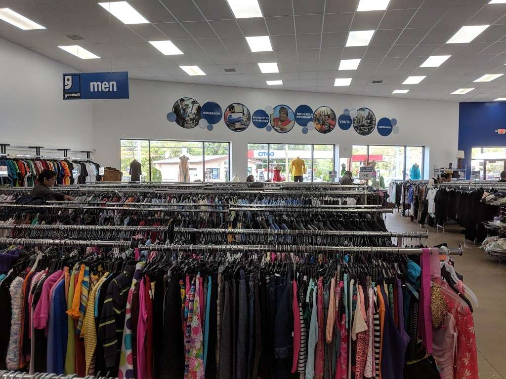 Goodwill Industries Store & Donation Center - clothing store  | Photo 1 of 10 | Address: 1900 Jericho Turnpike, East Northport, NY 11731, USA | Phone: (631) 462-4219